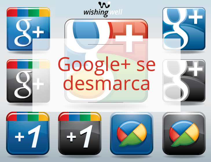 Google desvincula Youtube y Google+