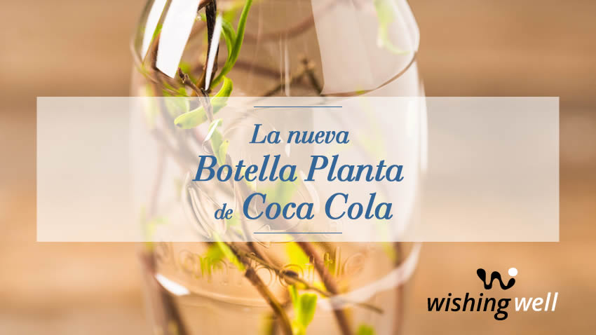 La Plant Bottle de Coca Cola
