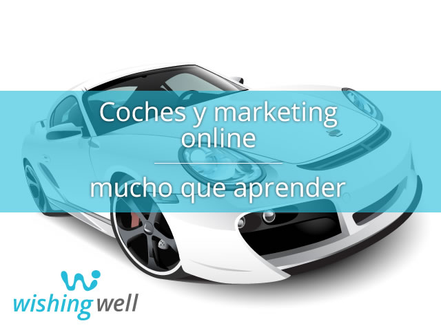 Coches y marketing on-line