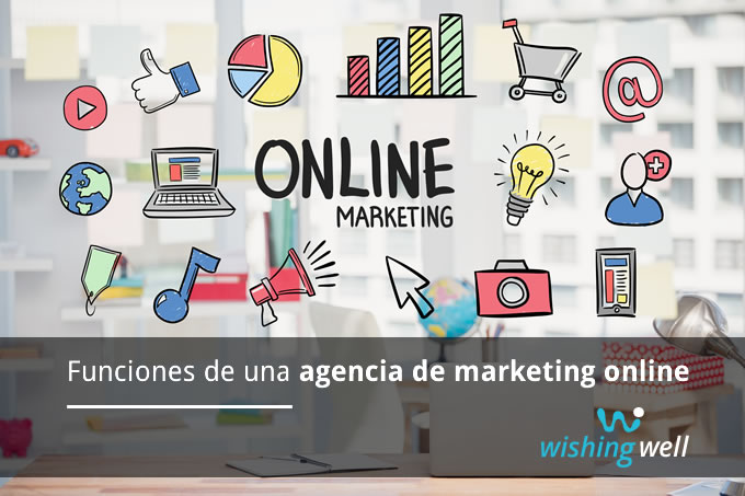La función de una agencia de marketing online